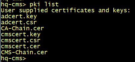 C:\Users\acer\Desktop\Lab TMS Clustering\Cert preparation\PKI List.PNG